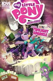 My Little Pony Micro-Series #1 featuring Twilight Sparkle