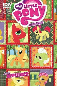 My Little Pony: Micro-Series #6 featuring Applejack