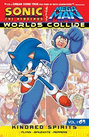 Sonic the Hedgehog/Mega Man: Worlds Collide Book 1