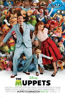 'The Muppets' movie poster