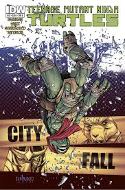 Teenage Mutant Ninja Turtles #22