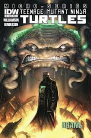 Teenage Mutant Ninja Turtles: Micro-Series Villains #1: Krang