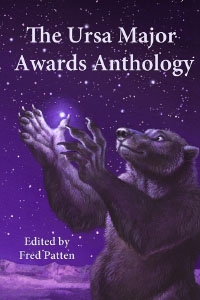 Ursa Major Awards anthology cover