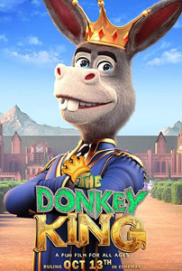 'The Donkey King' movie poster