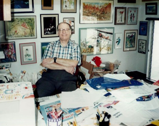 Fred Patten at Streamline Pictures.