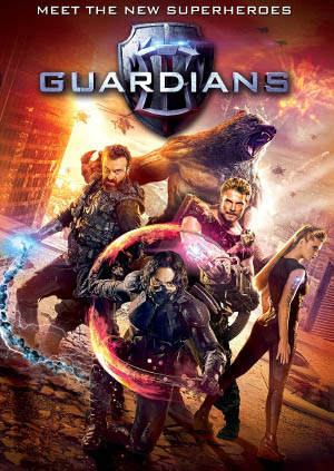 The Guardians' English promotional image.
