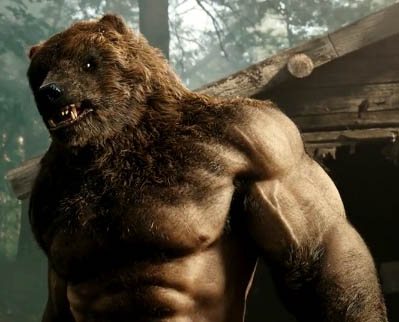Ursus the bear-man.