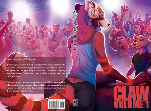 A red panda DJ rocks a dance crowd.