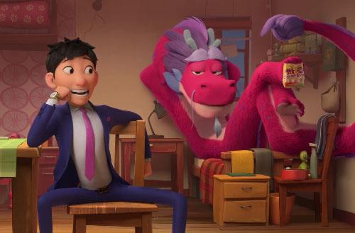 Movie review: 'Wish Dragon' (2021) | flayrah